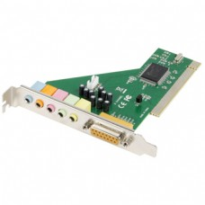 5.1 PCI SOUNDCARD